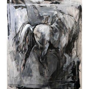 Dark Horse with Ink