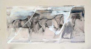 Plaster Collage 1