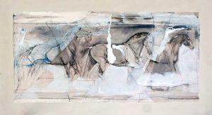 Plaster Collage 3
