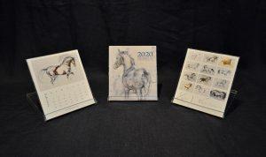 2020 Horse Calendar