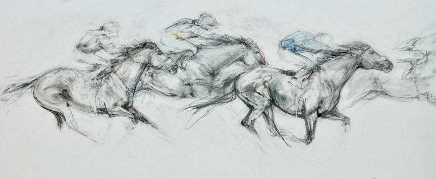 Racing Drawing