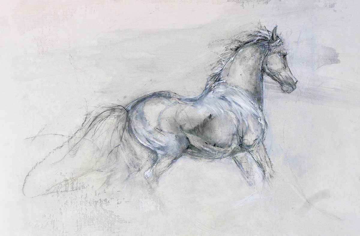 Single Horse II